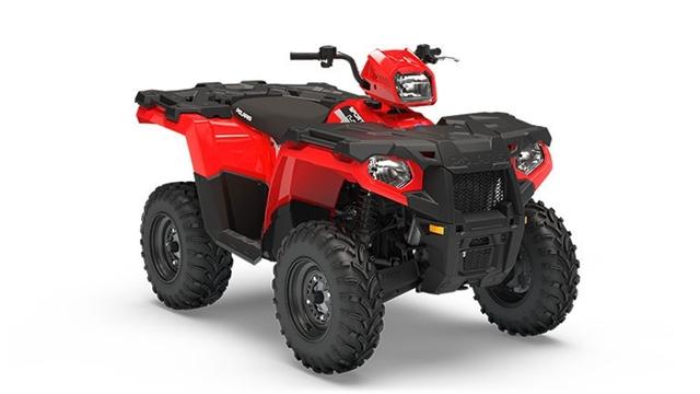 2019 Polaris Sportsman 450 HO Utility Edition at Waukon Power Sports, Waukon, IA 52172
