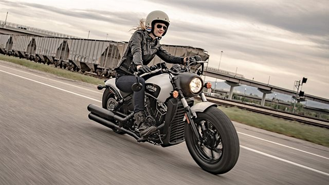 2019 Indian Scout Bobber at Columbia Powersports Supercenter