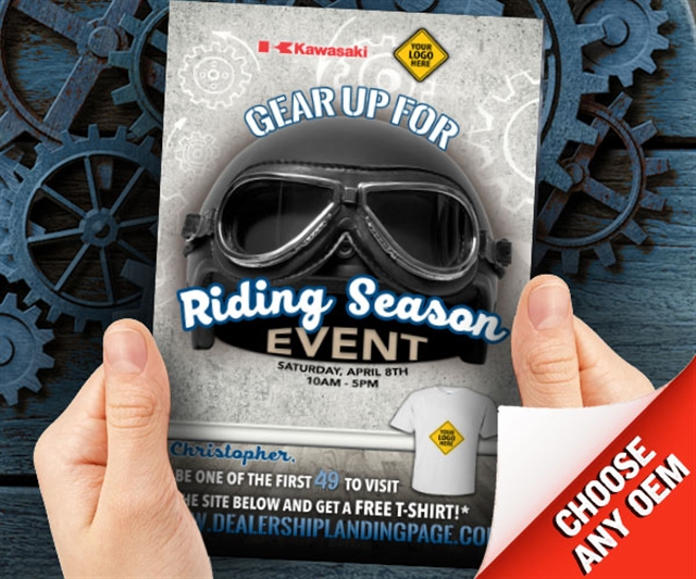Gear Up for Riding Season Powersports at PSM Marketing - Peachtree City, GA 30269