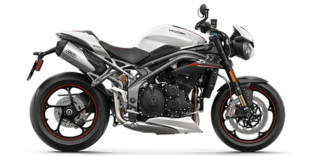 2020 Triumph Speed Triple RS at Frontline Eurosports