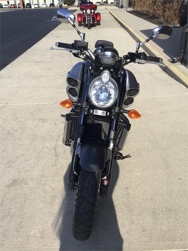 2014 Yamaha V Max Base at Lima Harley-Davidson