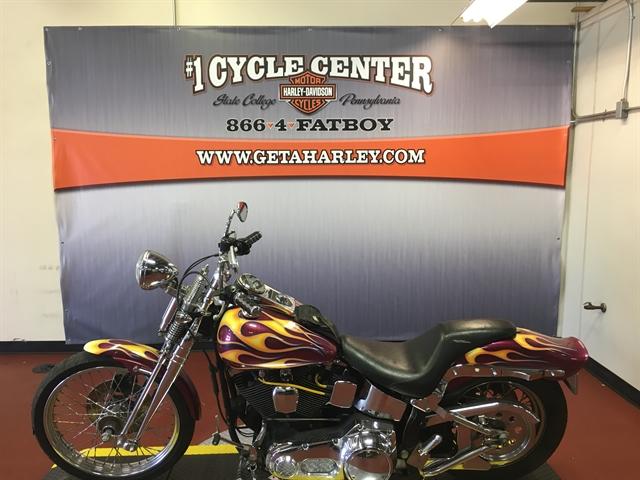 1998 Harley-Davidson FXSTS at #1 Cycle Center Harley-Davidson