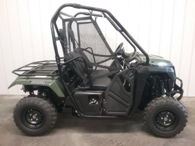 2018 Honda Pioneer 500 Base at Thornton's Motorcycle - Versailles, IN
