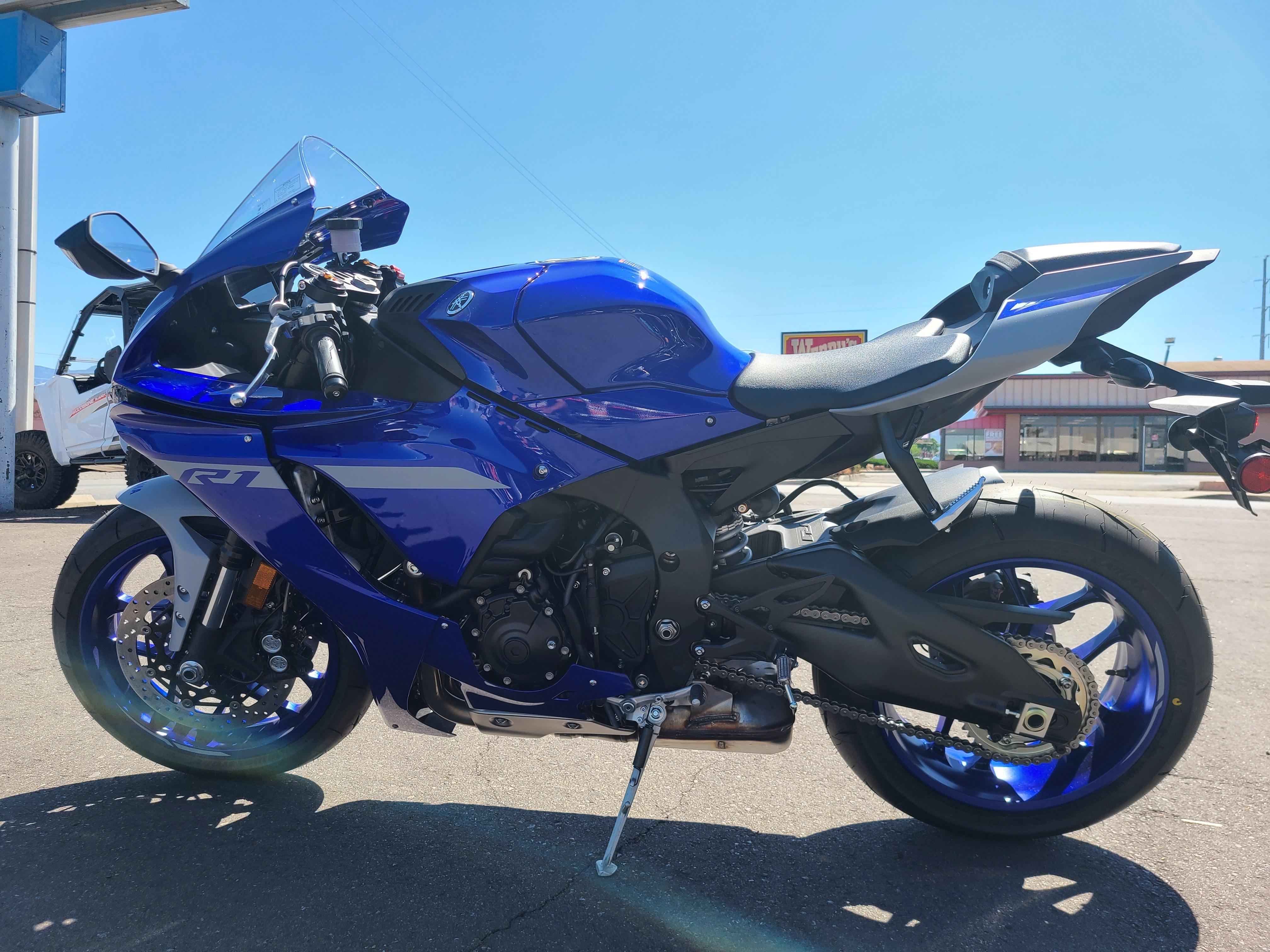 2021 Yamaha YZF R1 at Bobby J's Yamaha, Albuquerque, NM 87110
