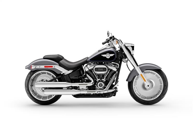 2021 Harley-Davidson Cruiser FLFBS Fat Boy 114 at Williams Harley-Davidson