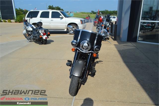 2018 Harley-Davidson Softail Heritage Classic at Shawnee Honda Polaris Kawasaki