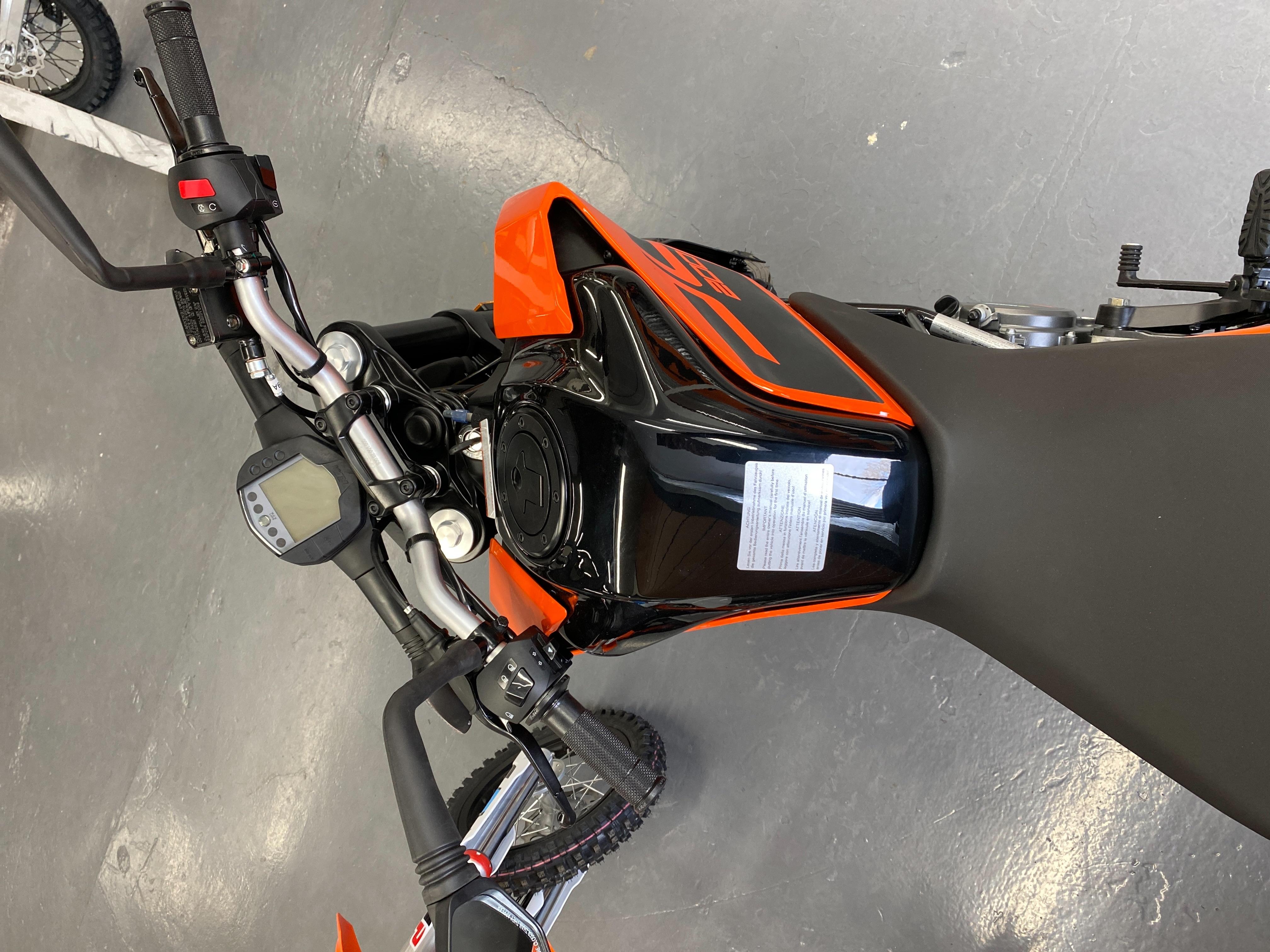 2021 KTM Duke 200 at Cascade Motorsports