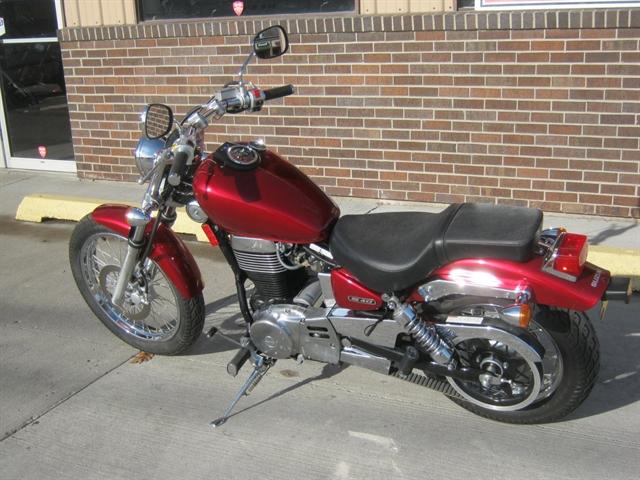 2008 Suzuki Boulevard S40 LS650 Savage at Brenny's Motorcycle Clinic, Bettendorf, IA 52722