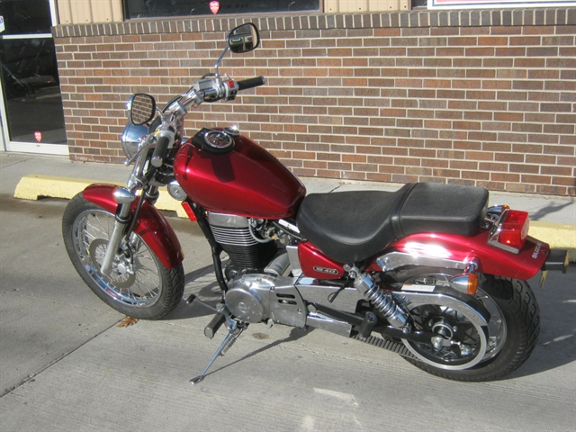 2008 Suzuki Boulevard S40 LS650 Savage at Brenny's Motorcycle Clinic, Bettendorf, IA 52722