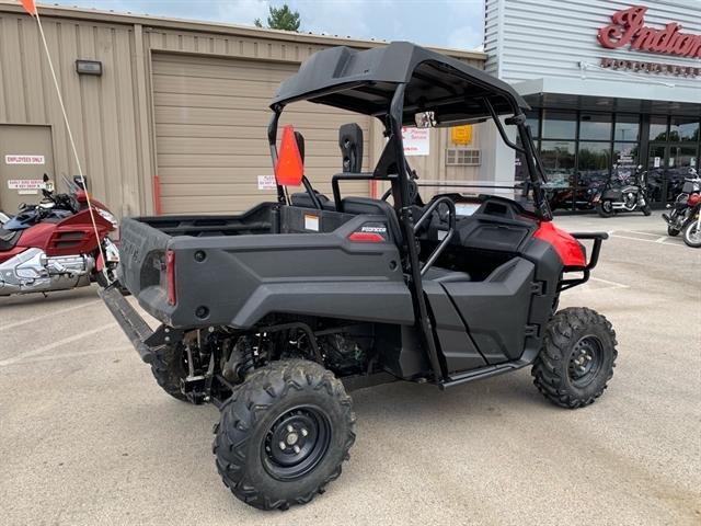 Pre-Owned 2017 Honda Pioneer 700 Base