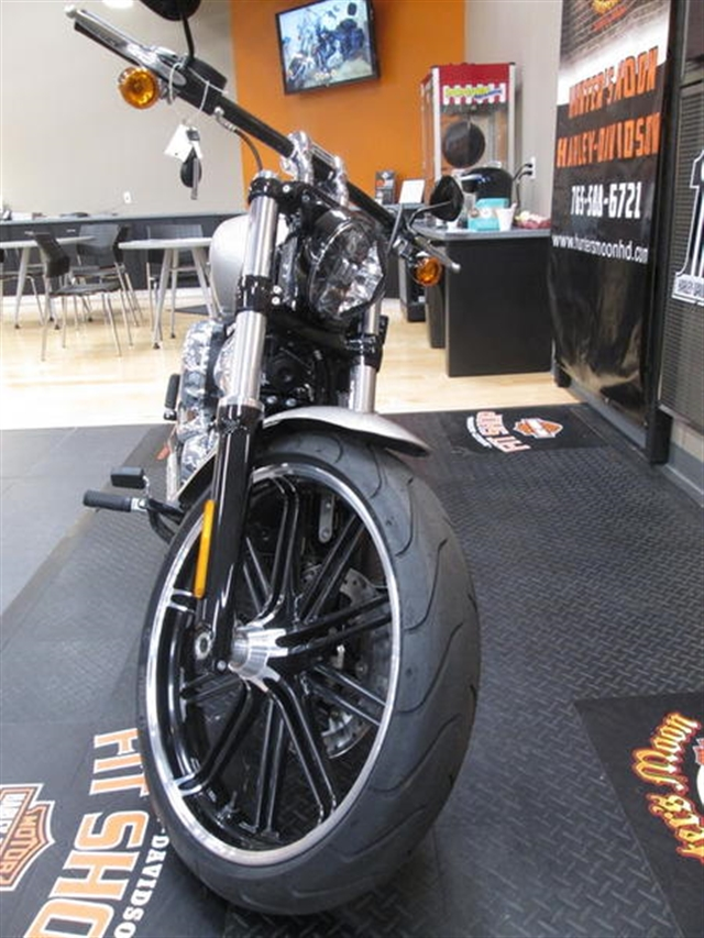 2018 Harley-Davidson Softail Breakout at Hunter's Moon Harley-Davidson®, Lafayette, IN 47905