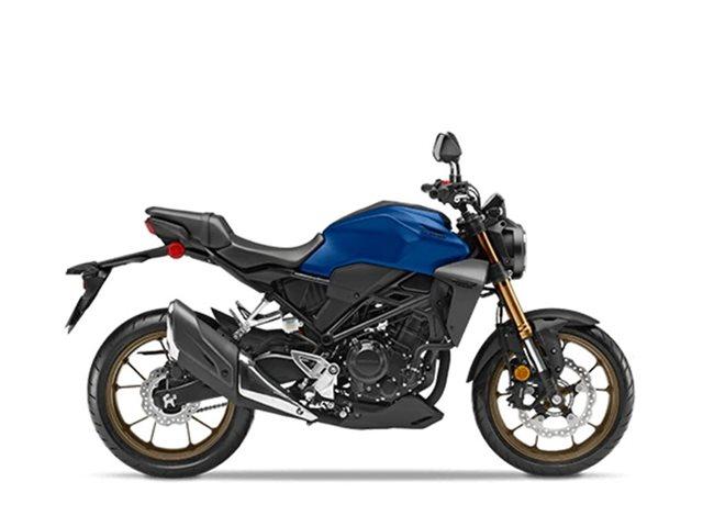 2022 Honda CB300R ABS at Friendly Powersports Baton Rouge