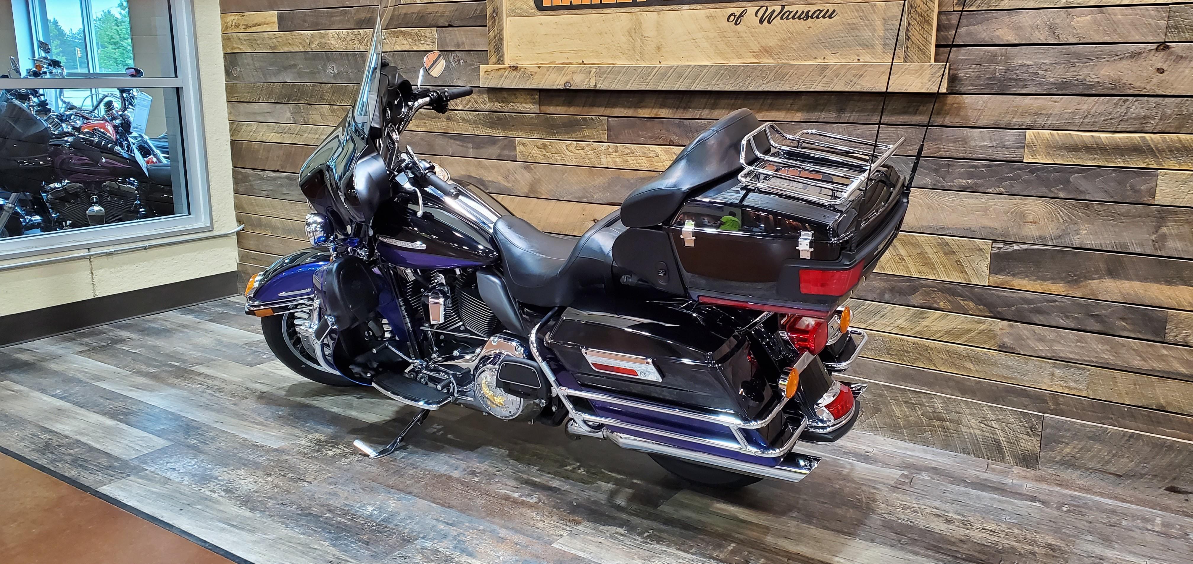 2010 Harley-Davidson Electra Glide Ultra Limited at Bull Falls Harley-Davidson