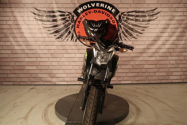 2017 Honda CB300F ABS at Wolverine Harley-Davidson