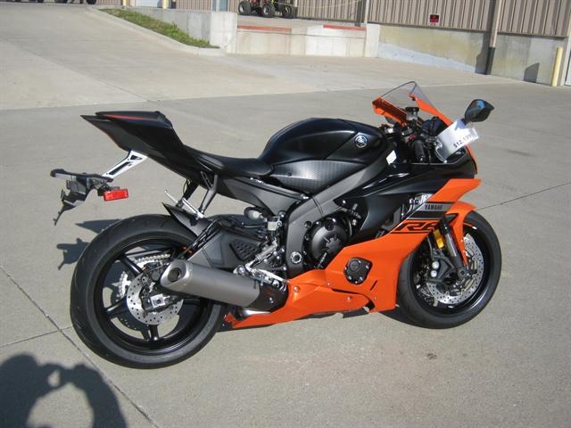 2020 Yamaha YZFR6 at Brenny's Motorcycle Clinic, Bettendorf, IA 52722