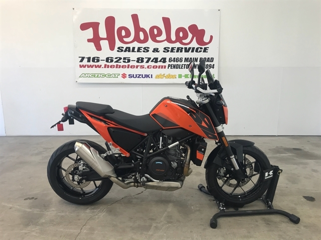 2017 KTM Duke 690 at Hebeler Sales & Service, Lockport, NY 14094