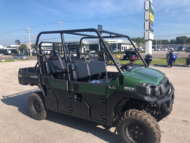 2020 Kawasaki Mule PRO-FXT EPS at Jacksonville Powersports, Jacksonville, FL 32225