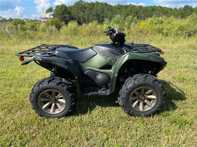 2021 Yamaha Grizzly EPS XT-R at Powersports St. Augustine
