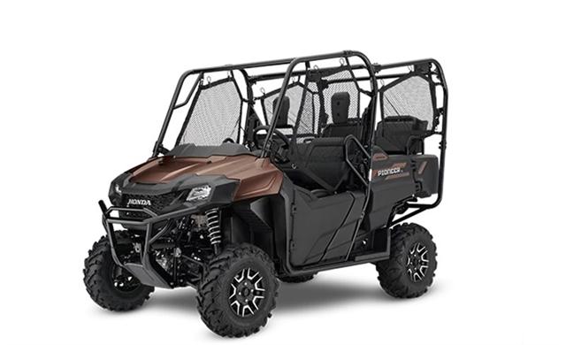 2021 Honda Pioneer 700-4 Deluxe at G&C Honda of Shreveport