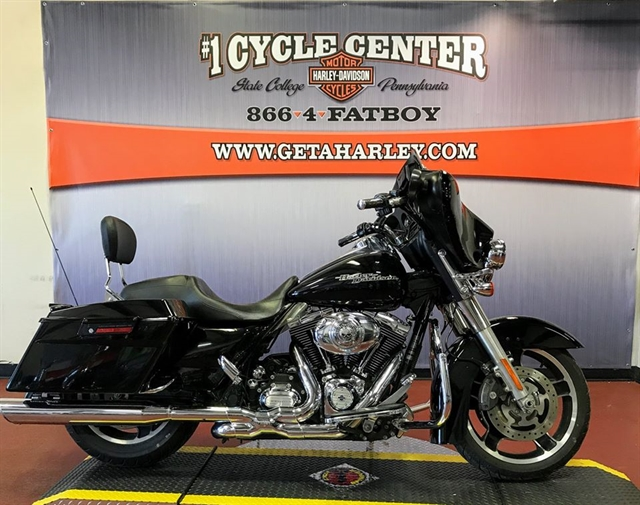 2011 Harley-Davidson Street Glide Base at #1 Cycle Center Harley-Davidson