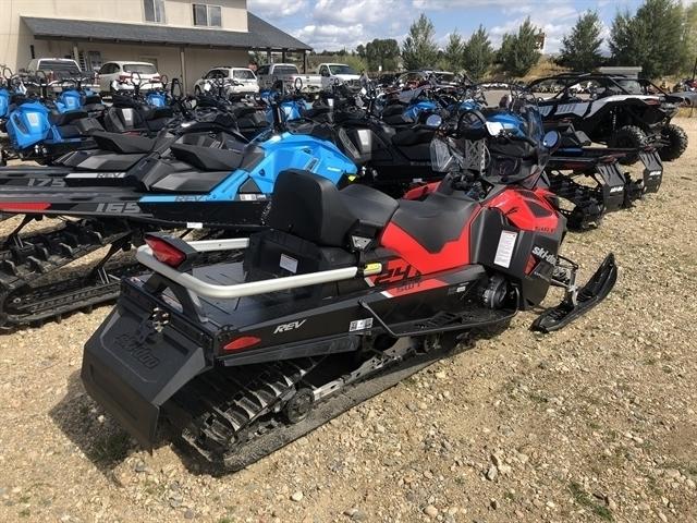 2020 Ski-Doo Skandic® WT 600 H.O. E-TEC® at Power World Sports, Granby, CO 80446