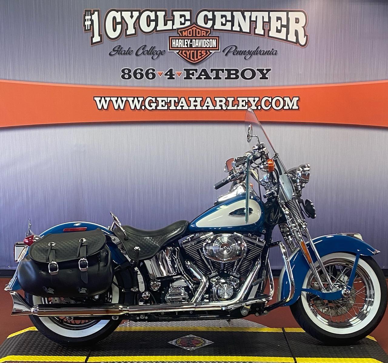 2001 Harley-Davidson FLSTSI at #1 Cycle Center Harley-Davidson