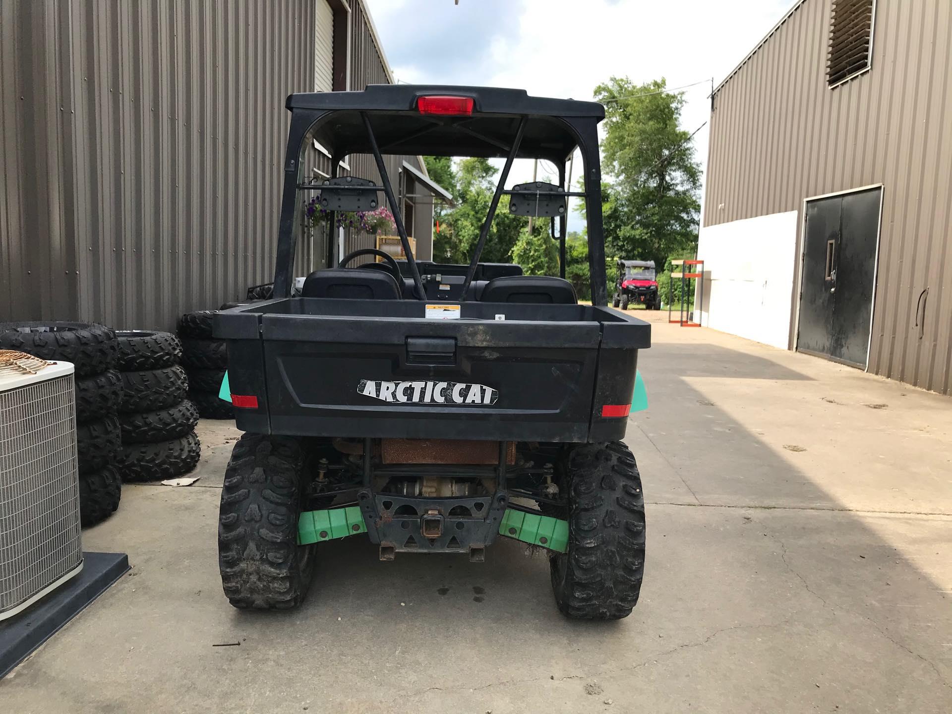 2009 ARCTIC CAT 700 at ATV Zone, LLC