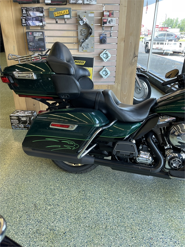 2016 Harley-Davidson Electra Glide Ultra Limited at Thornton's Motorcycle Sales, Madison, IN