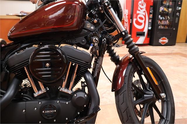 2019 Harley-Davidson Sportster Iron 1200 at 1st Capital Harley-Davidson