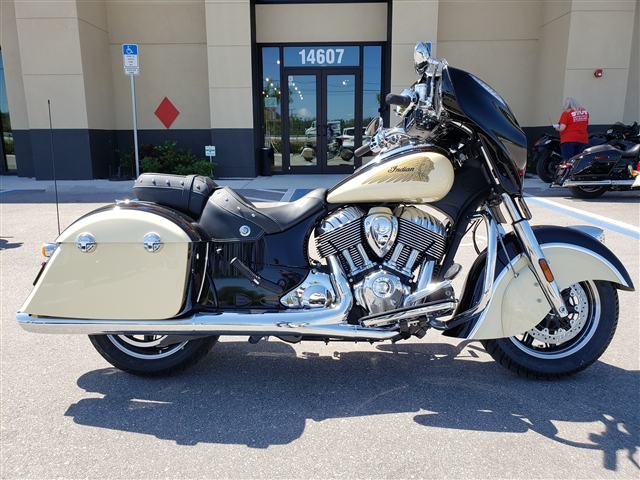 2019 Indian Chieftain Classic at Fort Myers
