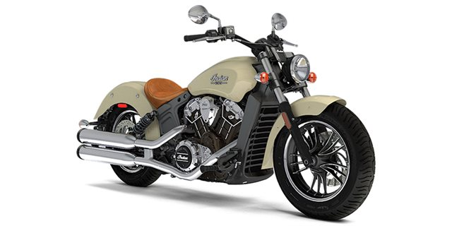 2017 Indian Scout Base at Pikes Peak Indian Motorcycles