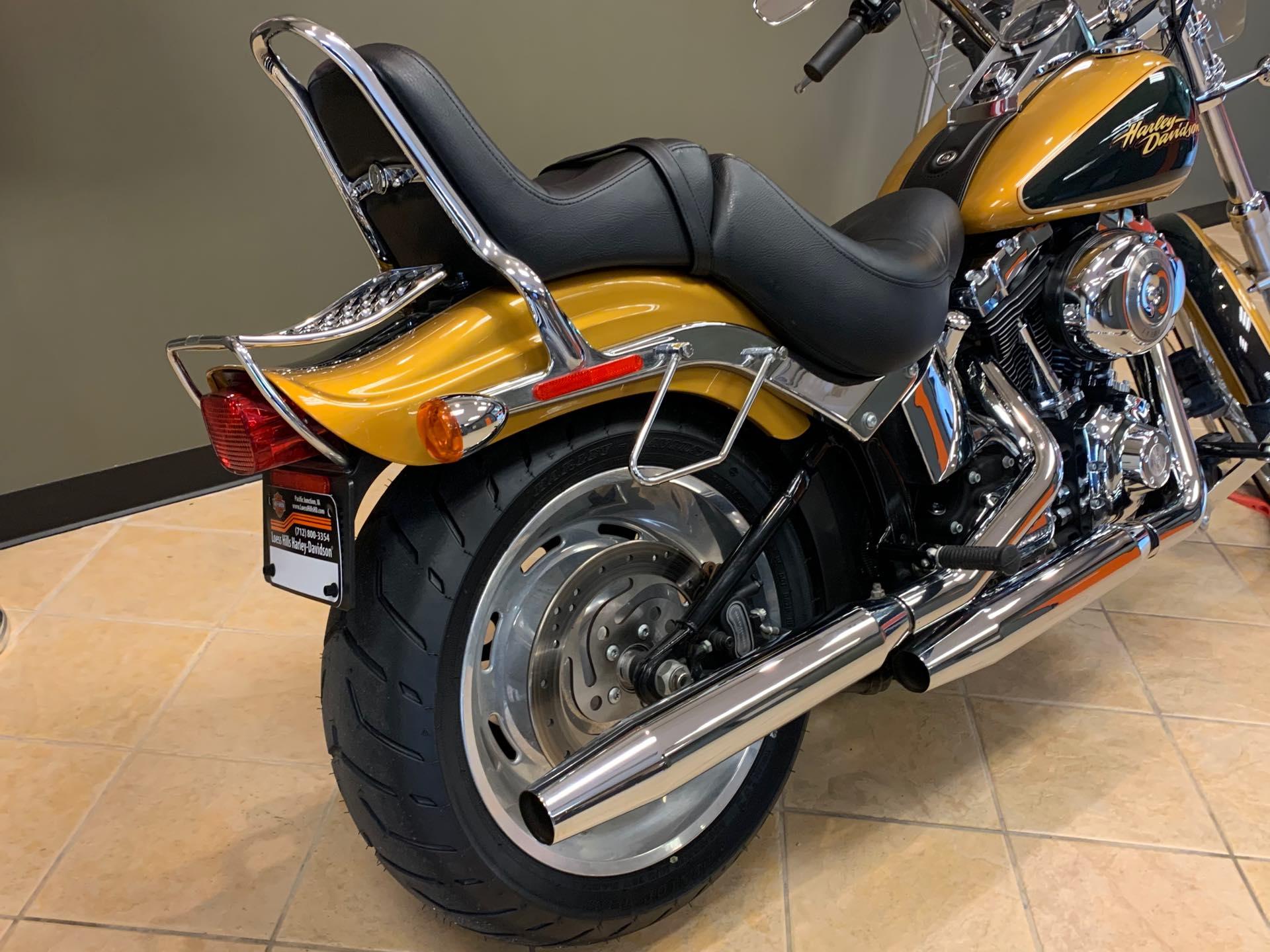 2008 Harley-Davidson Softail Custom at Loess Hills Harley-Davidson