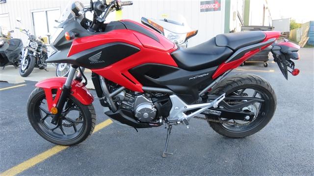 2013 Honda NC700X at Randy's Cycle, Marengo, IL 60152