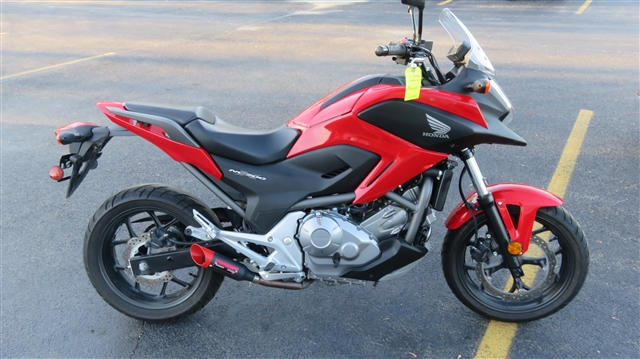 2013 Honda NC700X at Randy's Cycle, Marengo, IL 60152