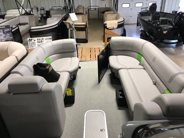 2018 Aqua Patio 235 C at Pharo Marine, Waunakee, WI 53597