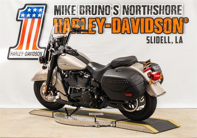 2018 Harley-Davidson Softail Heritage Classic at Mike Bruno's Northshore Harley-Davidson