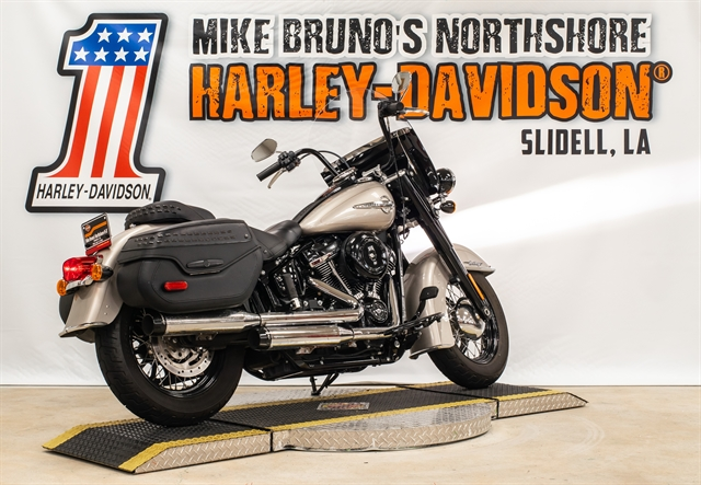 2018 Harley-Davidson Softail Heritage Classic at Mike Bruno's Northshore Harley-Davidson