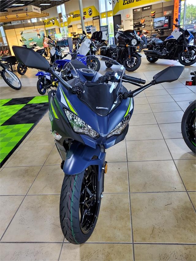 2022 Kawasaki Ninja 400 ABS at Sun Sports Cycle & Watercraft, Inc.