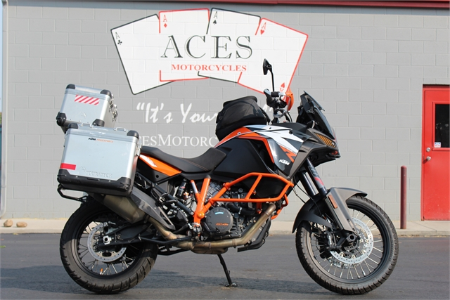 2019 KTM Super Adventure 1290 R at Aces Motorcycles - Fort Collins