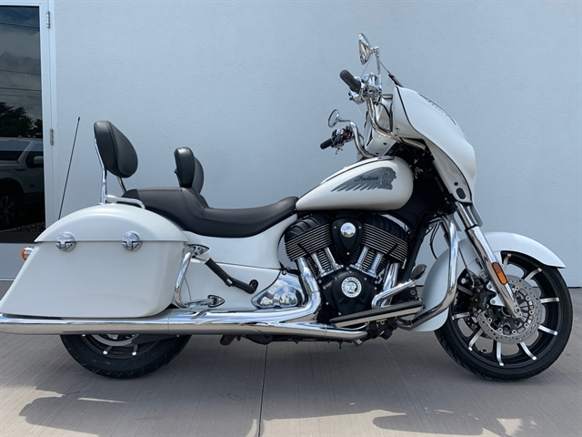 2018 Indian Chieftain Limited at Frontline Eurosports