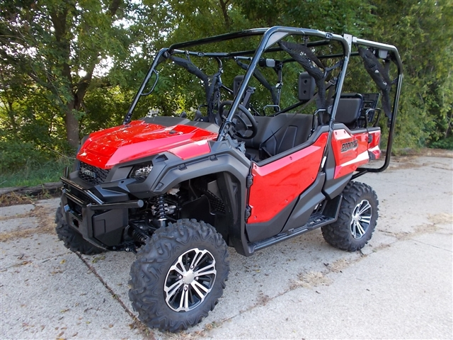 2018 Honda Pioneer 1000-5 Deluxe at Nishna Valley Cycle, Atlantic, IA 50022
