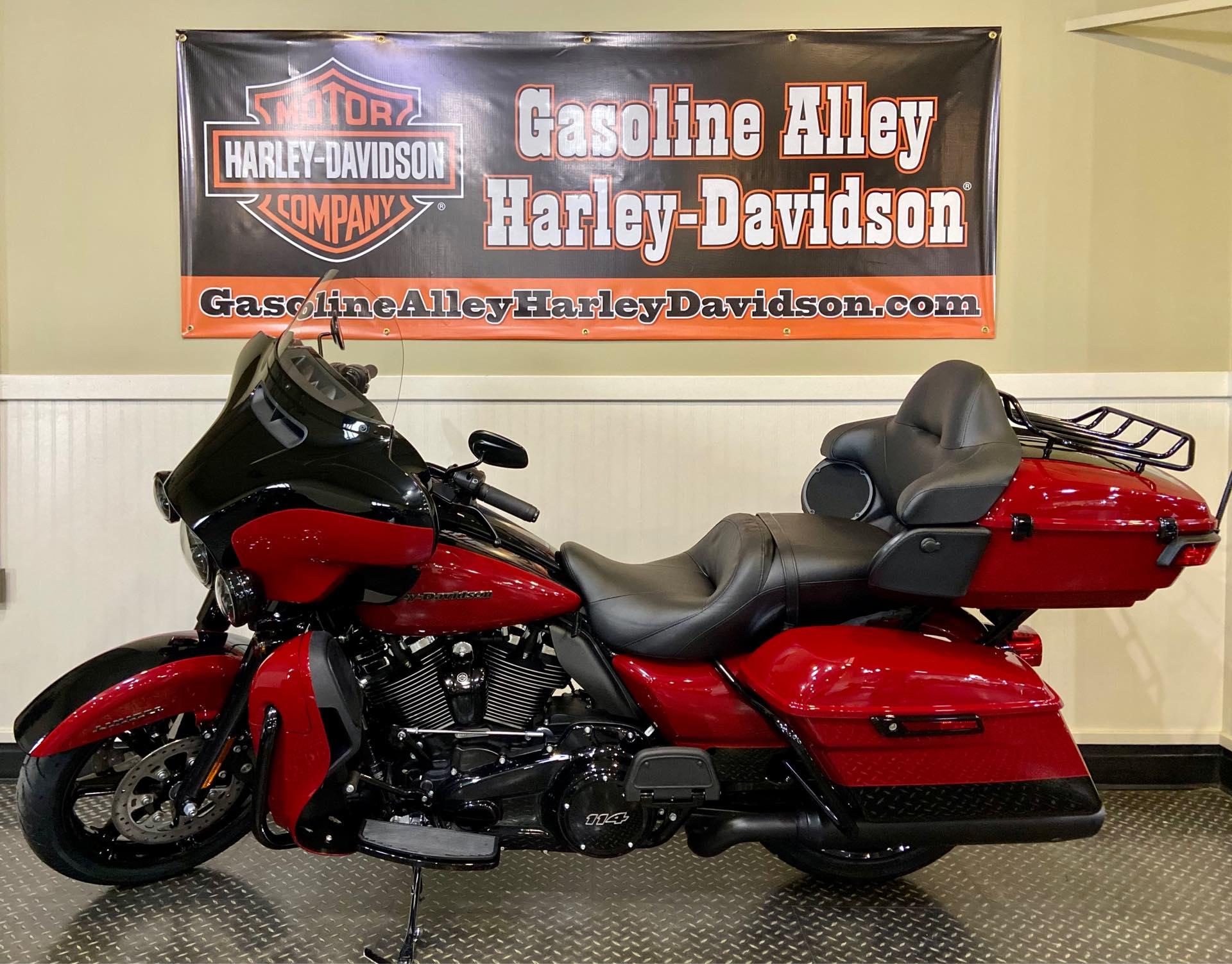 2021 Harley-Davidson Touring FLHTK Ultra Limited at Gasoline Alley Harley-Davidson (Red Deer)