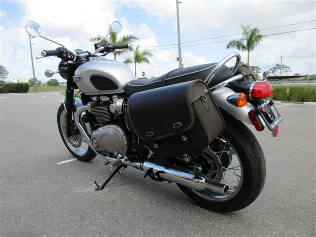 2018 Triumph Bonneville T120 T-120 at Stu's Motorcycles, Fort Myers, FL 33912