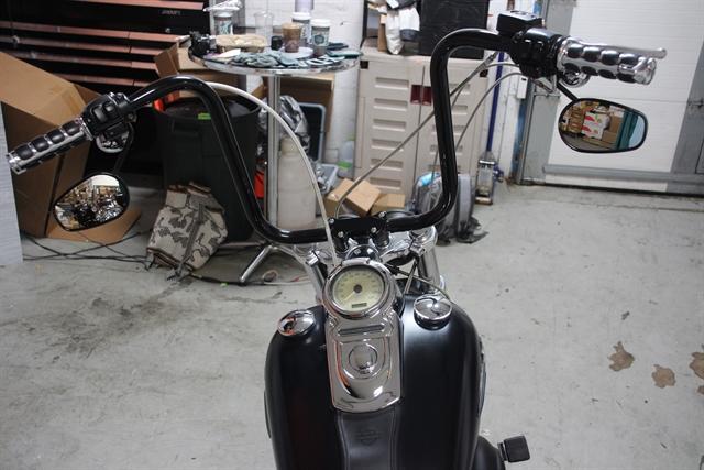 2009 Harley-Davidson Dyna Glide Fat Bob at Suburban Motors Harley-Davidson