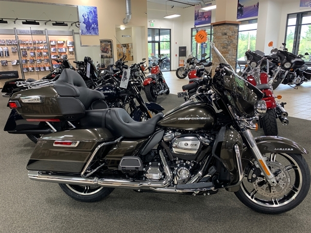 2020 Harley-Davidson Touring Ultra Limited at Destination Harley-Davidson®, Silverdale, WA 98383