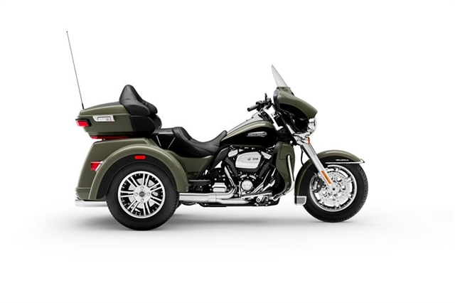 2021 Harley-Davidson Trike FLHTCUTG Tri Glide Ultra at South East Harley-Davidson