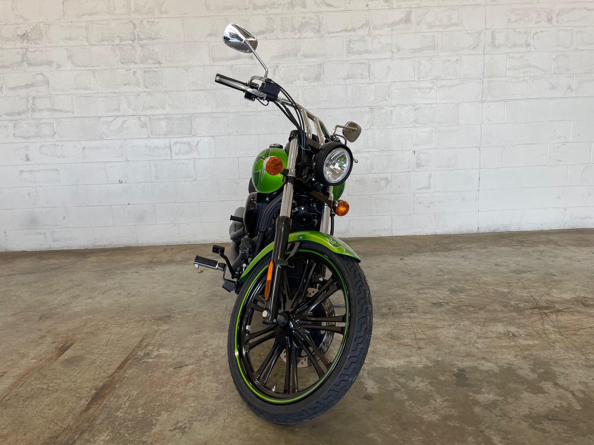 2014 Kawasaki Vulcan 900 Custom at Twisted Cycles