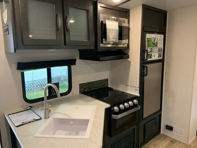 2019 Forest River Surveyor Legend 295QBLE Bunk Beds at Campers RV Center, Shreveport, LA 71129