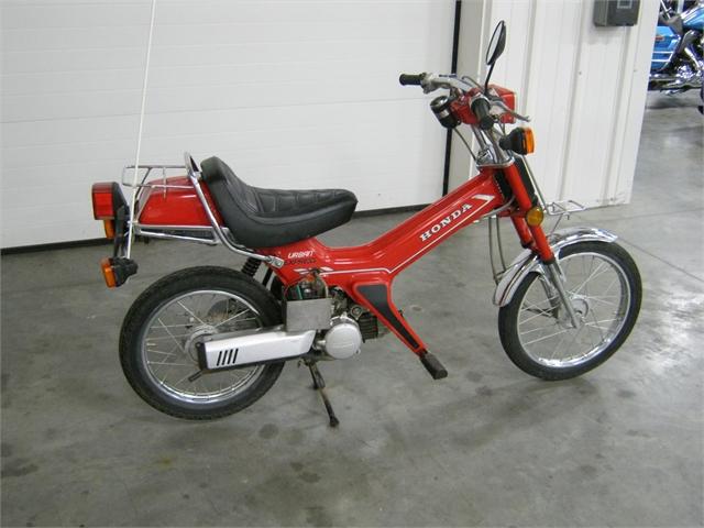 1982 Honda Urban Express at Brenny's Motorcycle Clinic, Bettendorf, IA 52722