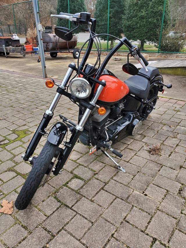 2012 Harley-Davidson Softail Blackline at Hampton Roads Harley-Davidson